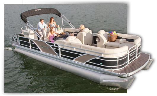 Outer Banks boat charters inshore tours obx pontoon man evening cruises